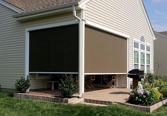 Eclipse E-Zip Side Retention Solar & Insect Screen